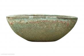 Bowl BOAT planter, Green