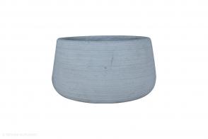Concrete Bowl BXE planter, Grey