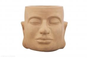 Buddha Head pot, Mterra