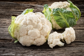 Cauliflower All Year Tray