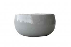 Small Bowl BUNGXE, Crack Grey