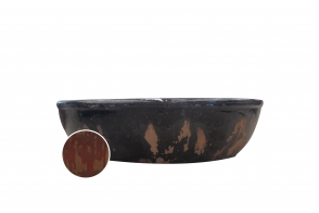 Serpent Bowl, Red