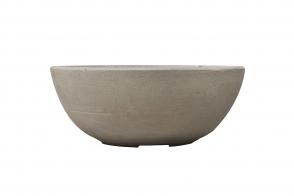 Low Bowl, Grey