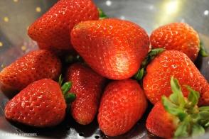 Strawberry Elan Tray