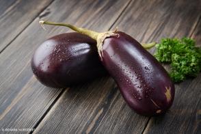 Eggplant Tray