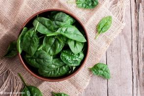 Spinach English Tray