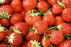 Strawberry Adina Tray